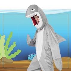 Disfraces de Tiburón