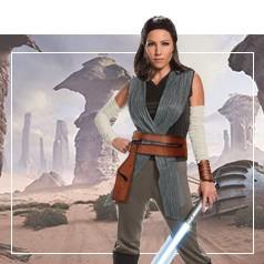 Disfraces de Rey Star Wars