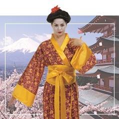 Disfraces de Japonés