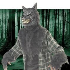 Disfraces de Hombre Lobo