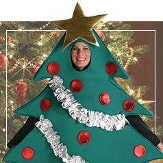 Disfraces de Árbol de Navidad