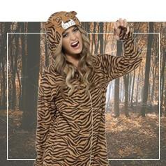 Disfraces de Tigre