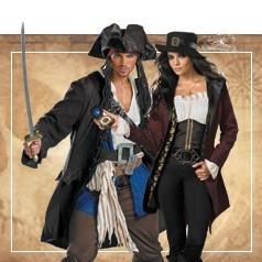 Disfraces de Pirata del Caribe