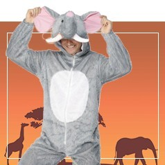 Disfraces de Elefante