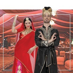 Disfraces de Bollywood