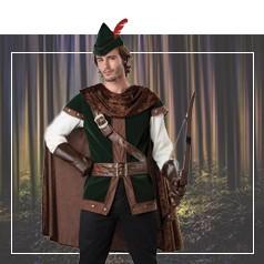 Disfraces de Robin Hood
