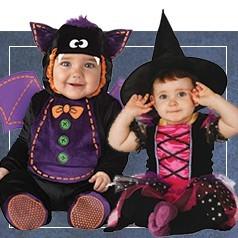 Disfraces de Halloween para Bebé