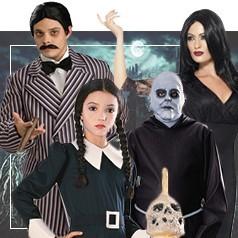 Disfraces de Halloween para Familia