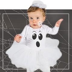 Disfraces de Fantasma para Bebé