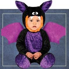 Disfraces de Murcielago para Bebé