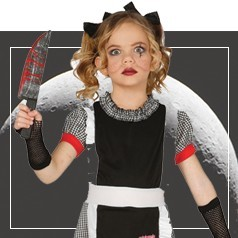 Disfraces de Muñeca Diabólica para Niña