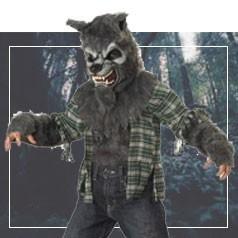 Disfraces de Hombre Lobo para Niño