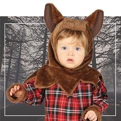 Disfraces de Hombre Lobo para Bebé