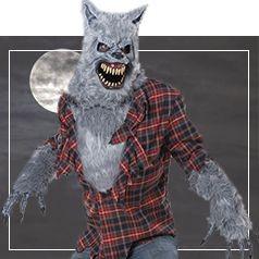 Disfraces de Hombre Lobo para Hombre