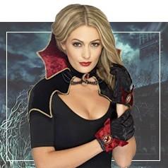 Disfraces de Drácula para Mujer