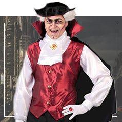 Disfraces de Drácula para Hombre