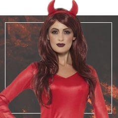 Disfraces de Diabla para Mujer