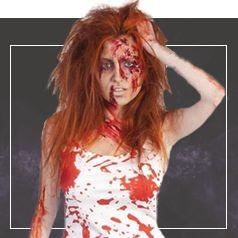 Disfraces de Zombie para Mujer