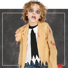 Disfraces de Zombie para Niño