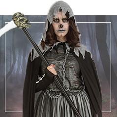 Disfraces de la Muerte para Mujer
