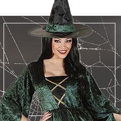Disfraces de Bruja para Mujer