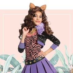 Disfraces de Monster High