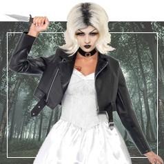 Disfraces de la Novia de Chucky