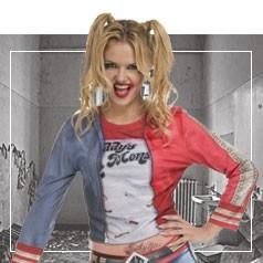 Disfraces de Harley Quinn para Mujer