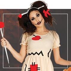 Disfraces de Muñeca de Trapo para Mujer