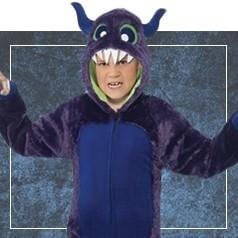 Disfraces de Monstruo para Niño