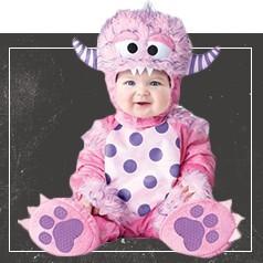 Disfraces de Monstruo para Bebé