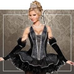 Disfraces de Cisne Negro