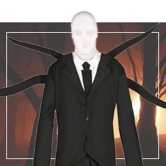 Disfraces de Slenderman