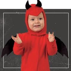 Disfraces de Diablo para Bebé