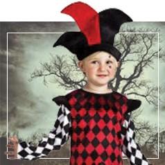 Disfraces de Arlequin para Niño