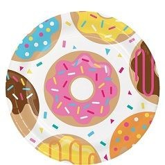 Cumpleaños Donut