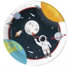 Cumpleaños Espacial