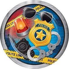 Cumpleaños Policia