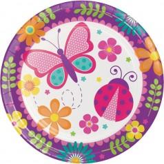 Cumpleaños Mariposas