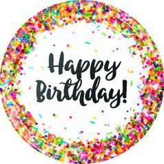 Cumpleaños Sprinkles