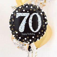 70 cumpleaños
