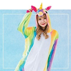Disfraces Pijama Unicornio