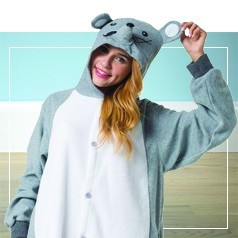 Disfraces Pijama Ratón