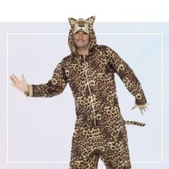 Disfraces Pijama Leopardo
