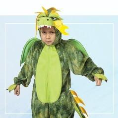 Disfraces Pijama Dragón