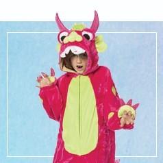 Disfraces Pijama Monstruo