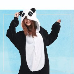 Disfraces Pijama Oso Panda