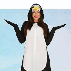 Disfraces Pijama Pingüino