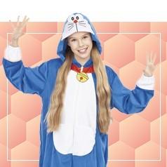 Disfraces Pijama Doraemon