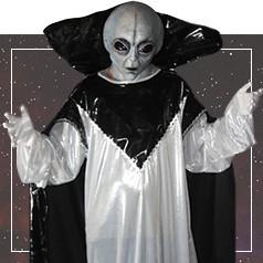 Disfraces de Alien
